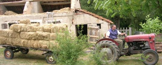 Kampeerplek in Bourgogne Frankrijk